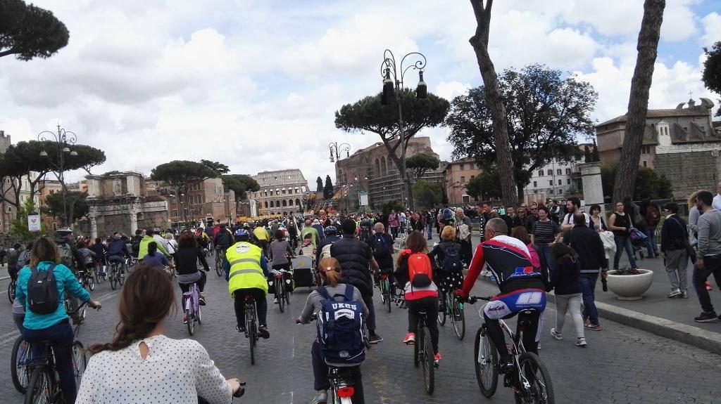 Verso Colosseo