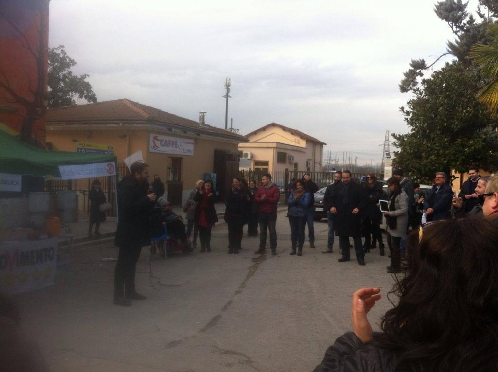piazza gazebo