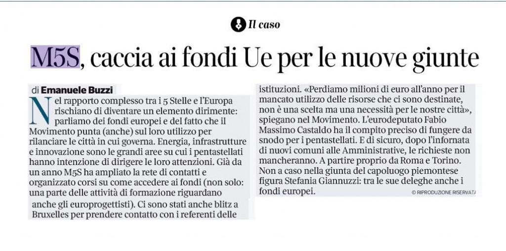Corriere 30 giugno 2016