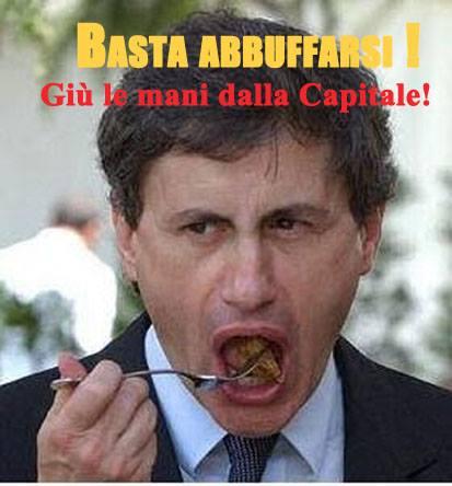 Alemanno MafiaCapitale